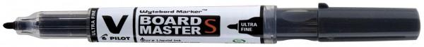 PILOT Whiteboard-Marker V BOARD MASTER S, Rundspitze,schwarz