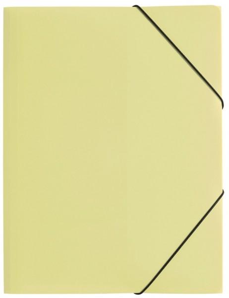 PAGNA Eckspannermappe ´Trend Colours´, DIN A4, gelb