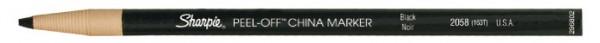 Sharpie CHINA-Marker, Strichstärke: 2,0 mm, schwarz