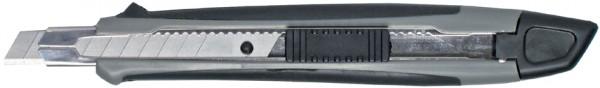 MAUL Cutter mit gummierter Griffzone, 9 mm