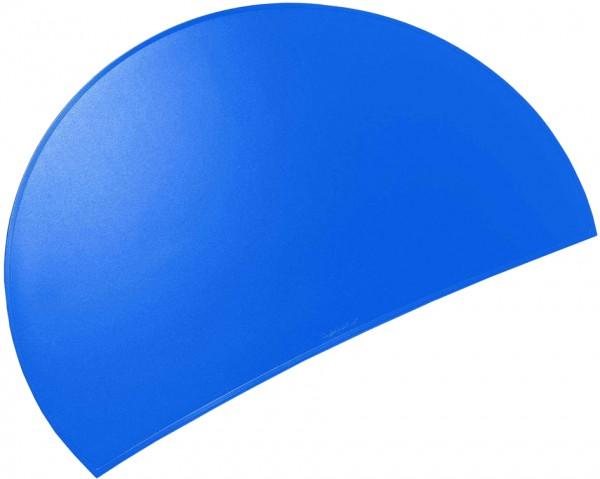 Läufer Schreibunterlage DURELLA RONDO, adria-blau