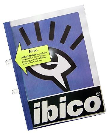 GBC/ibico Ibifile, Abheftzungen für Thermomappen