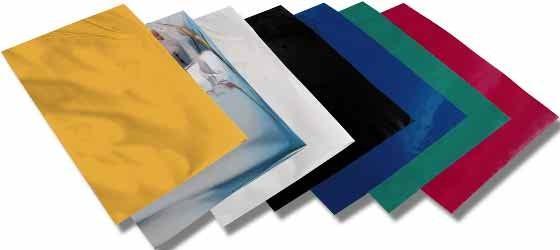 Prägefolie UNIVERSAL 90 x 180 mm - blau - blau