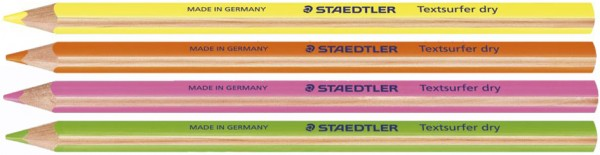STAEDTLER Trockentextmarker Textsurfer dry, orange