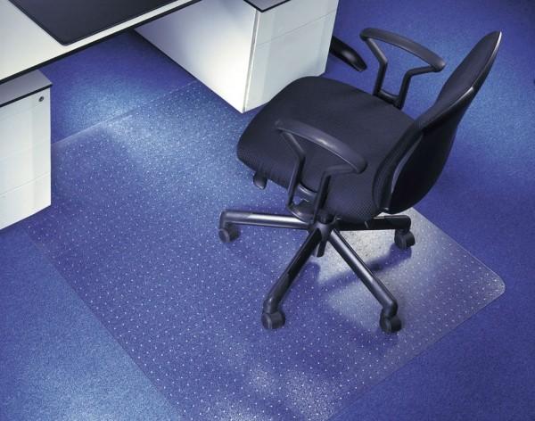 rillstab Bodenschutzmatte, (B)1.200 x (T)900 mm, für Teppich