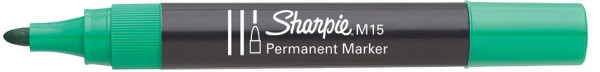 Sharpie W10 Permanent-Marker, Keilspitze, blau