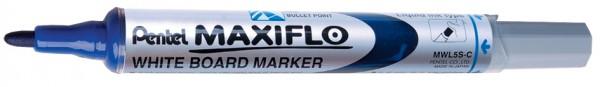 Pentel Whiteboard-Marker MAXIFLO MWL5S, blau