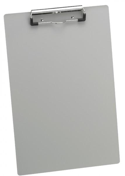 SAUNDERS Klemmbrett ´Aluminium´, für Format DIN A4 hoch