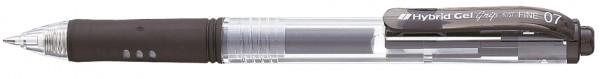 Pentel Gel-Tintenroller Hybrid Gel Grip K157, schwarz