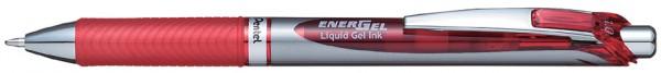Pentel Liquid Gel-Tintenroller Energel BL80, rot
