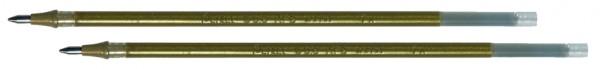 Pentel Gel-Tintenroller-Mine KF8, silber