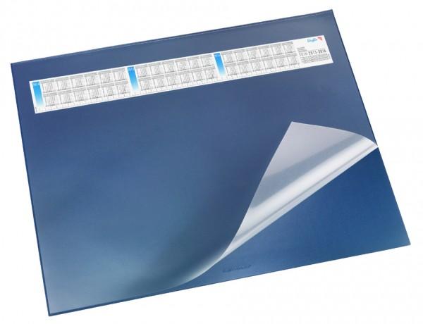 Läufer Schreibunterlage DURELLA DS, 400 x 530 mm, blau