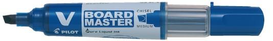 PILOT Whiteboard-Marker V BOARD MASTER, Keilspitze, blau