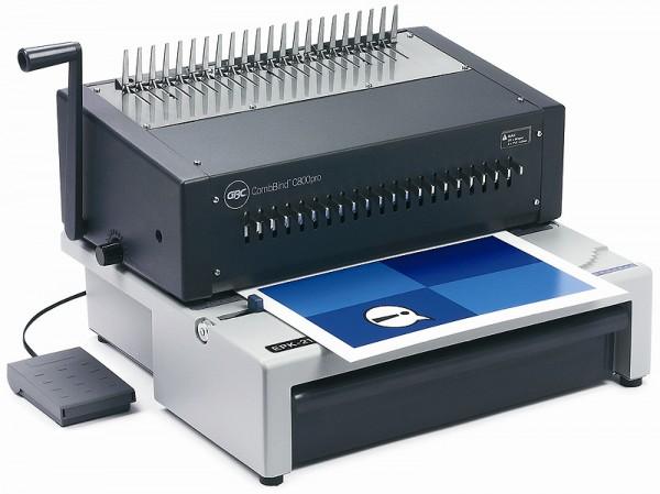GBC Plastik Bindegerät C800Pro (ibico EPK-21)