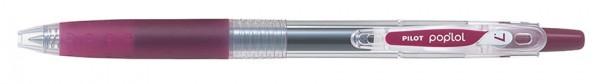 PILOT Gelschreiber POP´LOL, bordeaux, Strichstärke: 0,4 mm