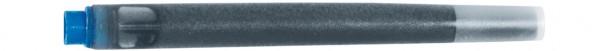 PARKER Großraum-Tintenpatronen QUINK, schwarz-blau