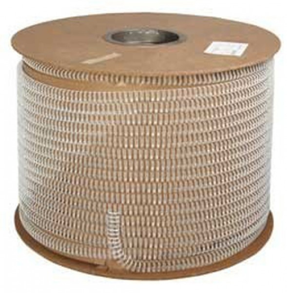 Bindedraht auf Spule (3:1), 58.000 Loops, 7,9 mm, weiß-1