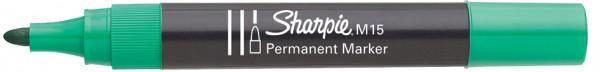 Sharpie Permanent-Marker W10, Keilspitze, schwarz