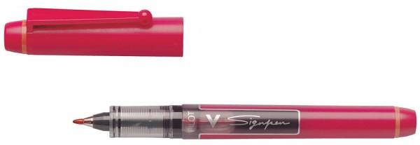 PILOT Faserschreiber V Sign Pen, türkis, Strichstärke: 0,6mm