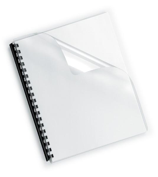 25 Falambi Deckelfolien A4, transparent-klar - 150 mic. - 0,15 mm
