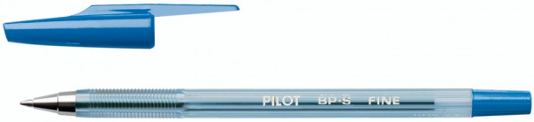 PILOT Kugelschreiber BP-S-F, Strichfarbe: grün