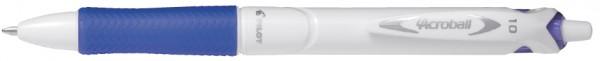 PILOT Druckkugelschreiber ACROBALL PURE WHITE, blau