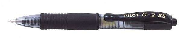 PILOT Gelschreiber G2 XS7 PIXIE, Strichfarbe: schwarz