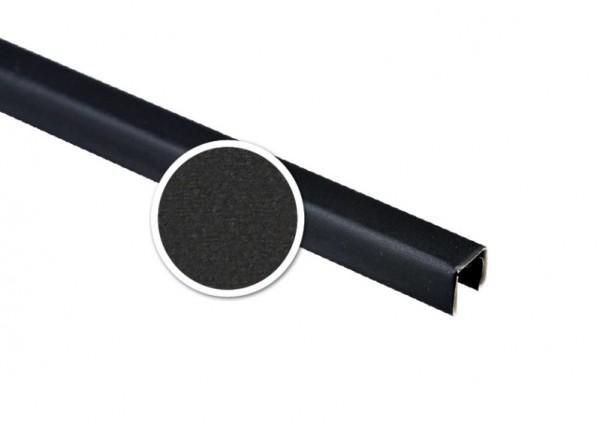 Modern Channel A4+ (304 mm) - schwarz matt - 5 mm - bis 35 Blatt