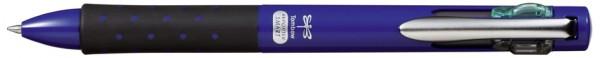 TOMBOW Druckkugelschreiber ´REPORTER 4 SMART´, blau