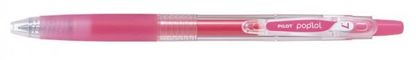 PILOT Gelschreiber POP´LOL, pink, Strichstärke: 0,4 mm