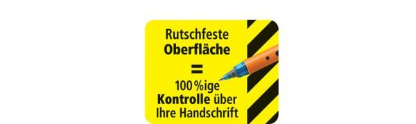 STABILO Tintenroller worker medium, schwarz