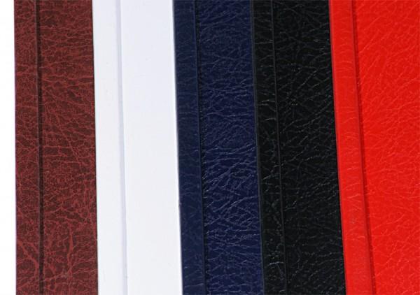 HardCover-Einbanddeckel A4+ (304 mm) Mundial - schwarz
