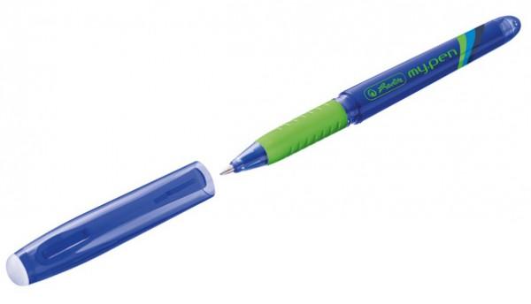 herlitz Tintenroller-Minen für my.pen - radierbar, schwarz