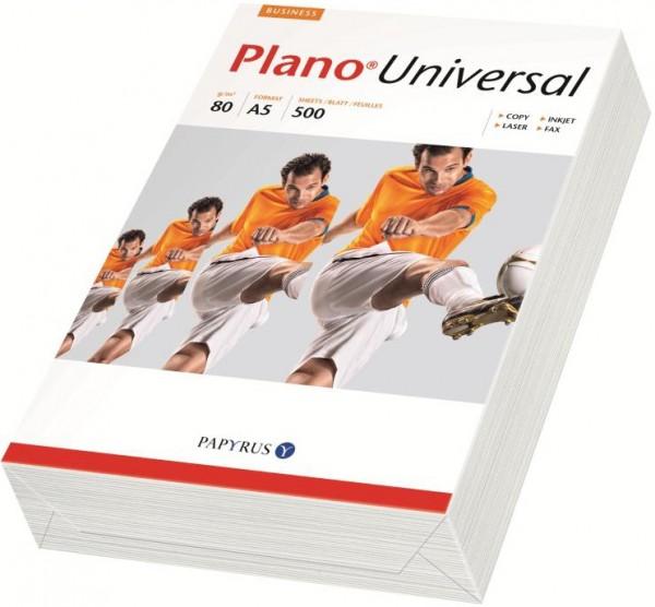 PAPYRUS Multifunktionspapier Plano Universal, A5, 80 g/qm