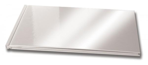 ArtCover Einbanddeckel A4+ QUER (217 mm) - weiß