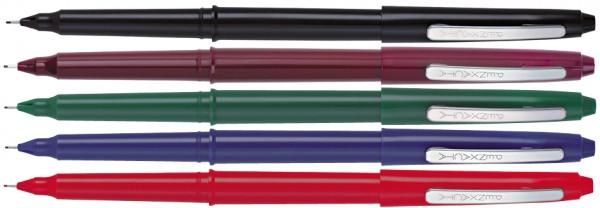 Fineliner Penxacta, Strichstärke: 0,5 mm, rot