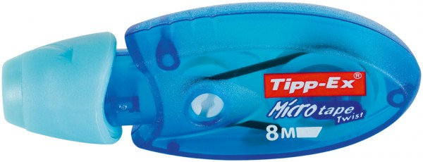 Tipp-Ex Korrekturroller ´Micro Tape Twist´, 5 mm x 8 m
