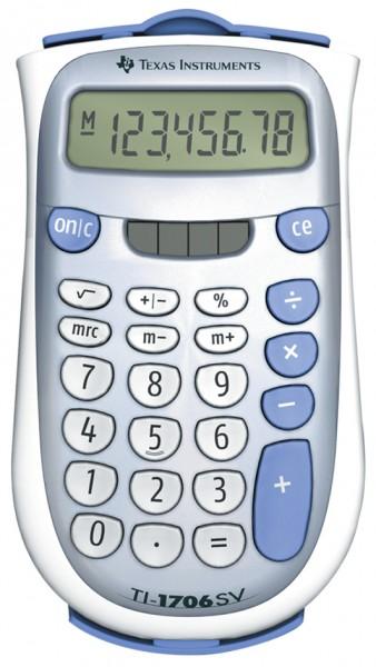 TEXAS INSTRUMENTS Taschenrechner TI-1706 SV