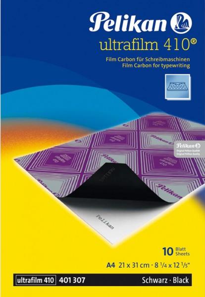 Pelikan Film-Carbon ultrafilm 410, DIN A4, 10 Blatt