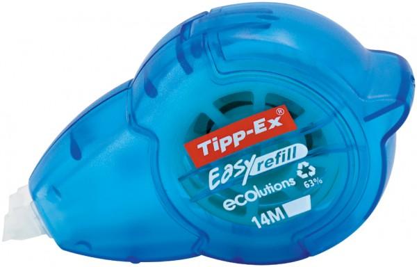 Tipp-Ex Korrekturroller ´Easy Refill Ecolutios´, 5 mm x 14 m