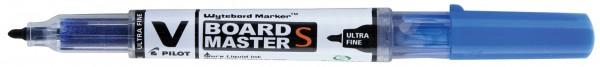 PILOT Whiteboard-Marker V BOARD MASTER S, Rundspitze, blau