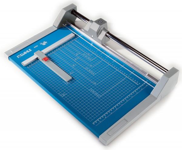 Roll + Schnitt Schneidemaschine Dahle 550 PROFI