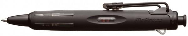 TOMBOW Druckkugelschreiber ´AirPress Pen´, schwarz