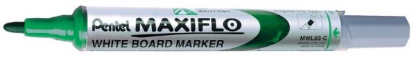 Pentel Whiteboard-Marker MAXIFLO MWL5S, grün