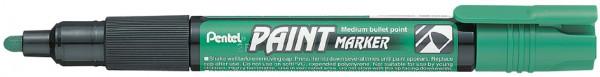 Pentel Permanent-Marker PAINT MARKER MMP20, grün