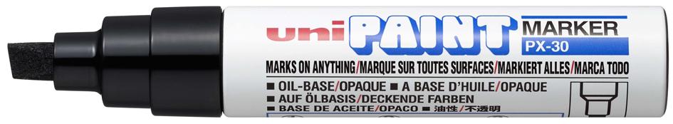 weiß 4902778917398 PX-30 BL PX-30 uni-ball Permanent-Marker PAINT