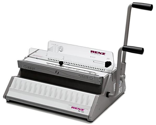 Draht-Bindemaschine RENZ RW 360-1