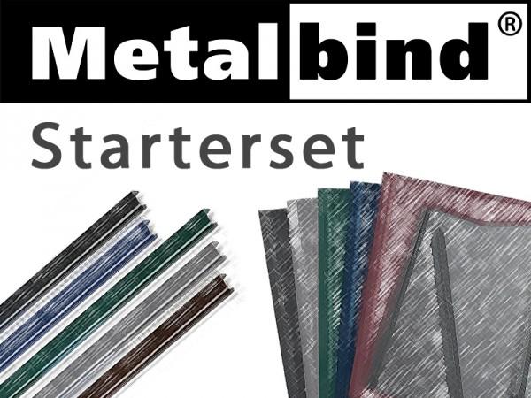 Metalbind Starterset Classic - blau - blau