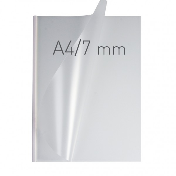 EasyCOVER A4 - PVC matt - 7,0 mm - weiß