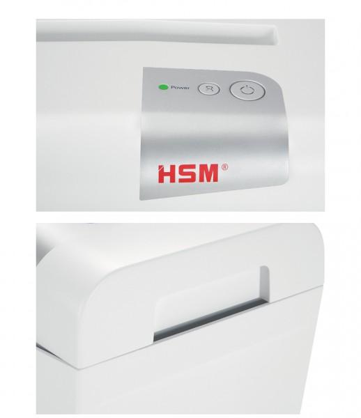 HSM Aktenvernichter shredstar S5, Streifenschnitt: 6 mm